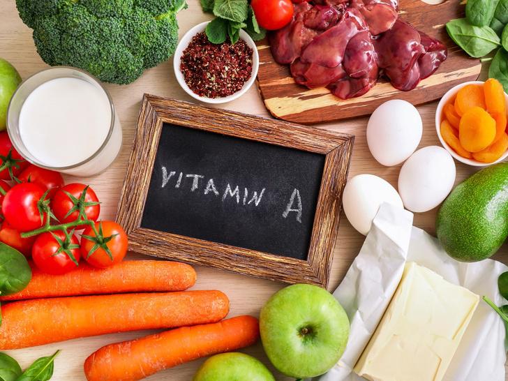 Фото №2 - 5 главных витаминов для красивых волос (и в каких продуктах их искать)