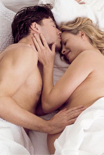 Фото №1 - Еще раз о любви: сексуальная жизнь беременной