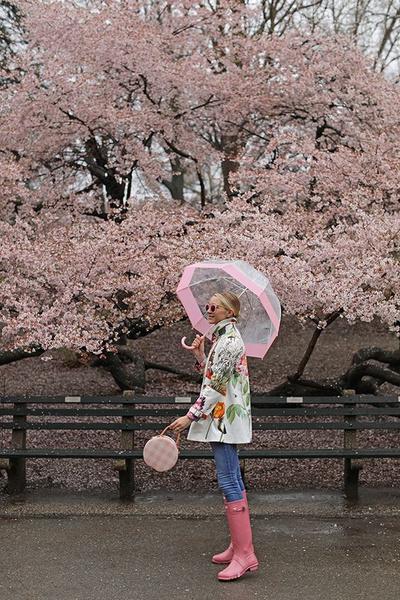 Фото №1 - Вещь недели: самые модные и стильные зонты 2021