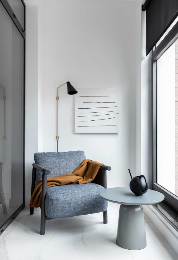 Фото №10 - Брутальная квартира для молодого холостяка 96 м²