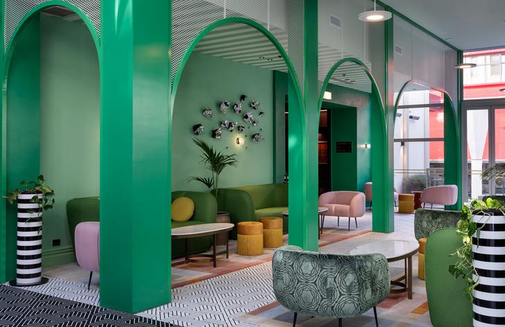 Фото №1 - Яркий отель в Новой Зеландии