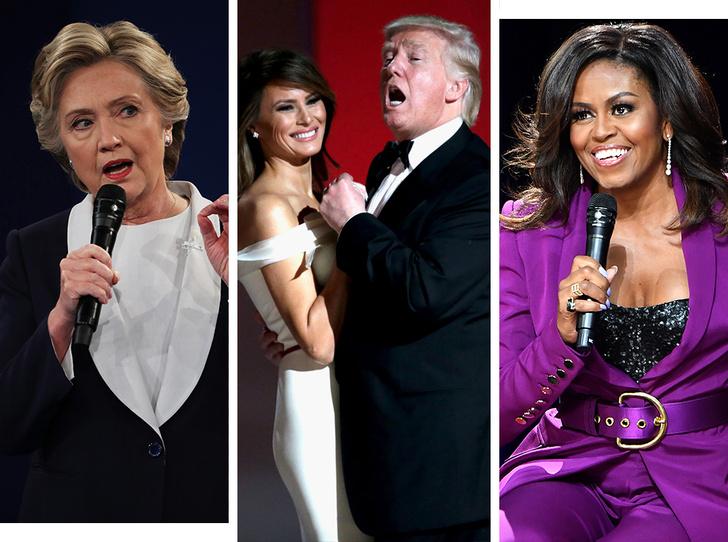 Фото №1 - 4 неочевидные причины, почему Первые леди влиятельнее президентов
