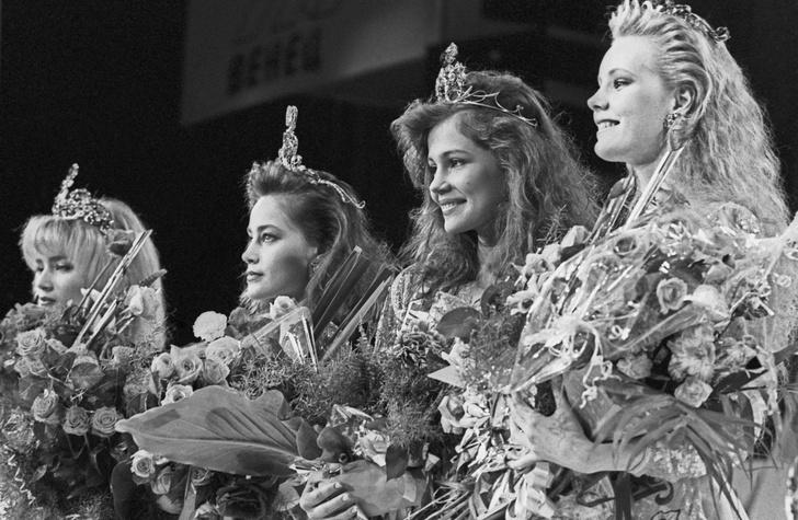 Фото №3 - Женщина ее мечты: как последняя Мисс СССР после любовных драм с мужчинами вступила в брак с известной теннисисткой