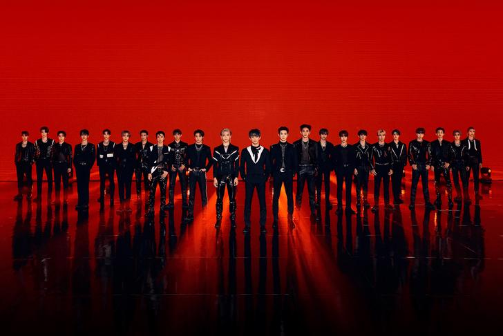 Фото №14 - Топ-20 самых популярных k-pop групп в мире 🔥