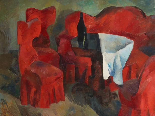 Фото №2 - «Роберт Фальк»: выставка в Третьяковской галерее, которую нельзя пропустить