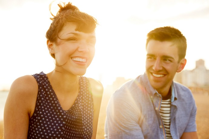 Face to face: how we actually choose partners