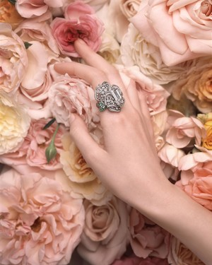 Фото №28 - Во имя розы: коллекция высокого ювелирного искусства Dior, посвященная любимому цветку Кристиана Диора