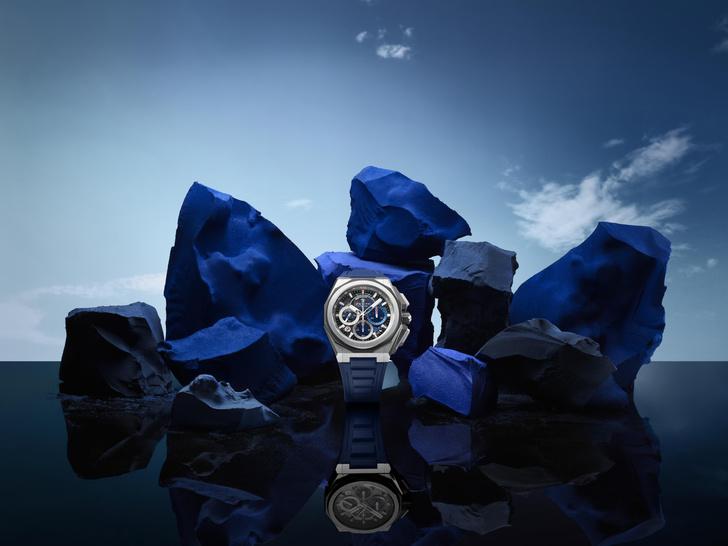 Фото №3 - Для отчаянных экстремалов: часы Zenith, с которыми не страшна глубина
