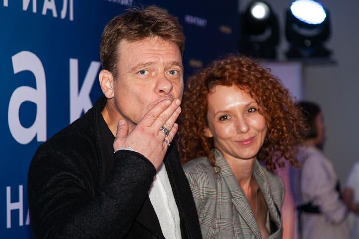 Павел Майков с Марией Саффо