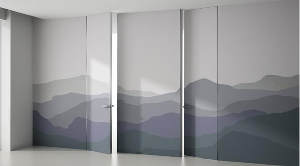 Фото №9 - Скрытые возможности: двери-невидимки в интерьере