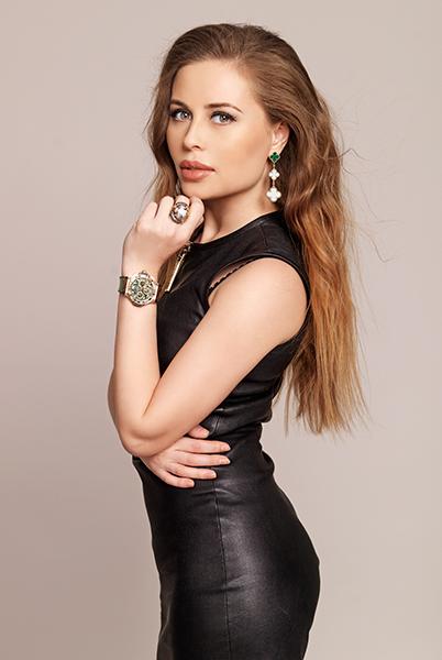 Юлия Михалкова, фото