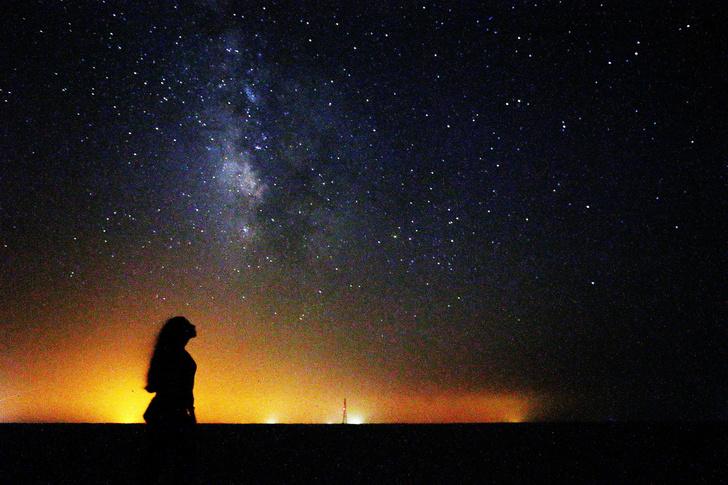 Фото №1 - Млечный Путь над головой