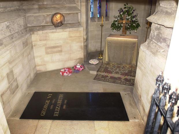 Фото №3 - Где похоронят принца Филиппа (и почему это лишь временное место его захоронения)