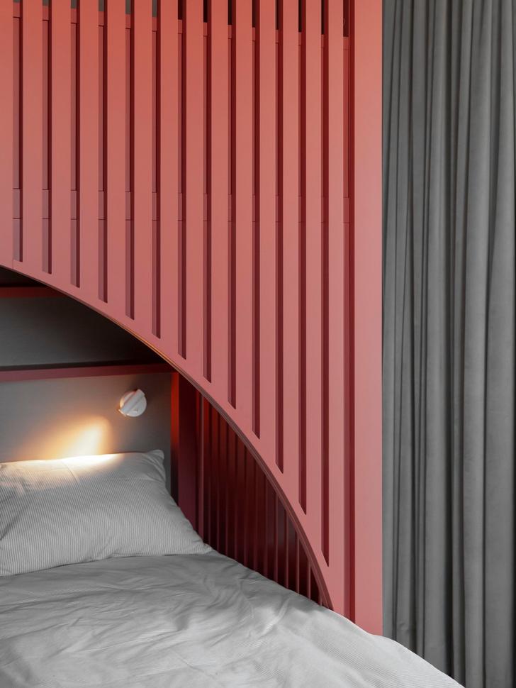 Фото №15 - Квартира с яркими цветовыми акцентами под Минском