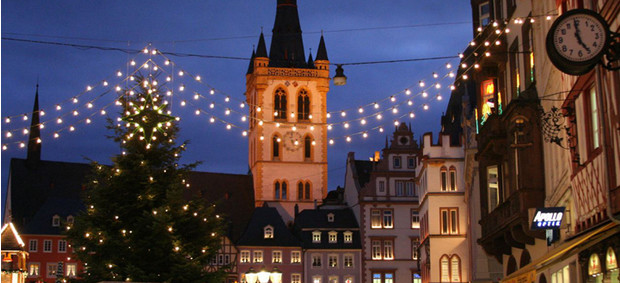 Фото №3 - Топ-20: рождественские рынки Европы