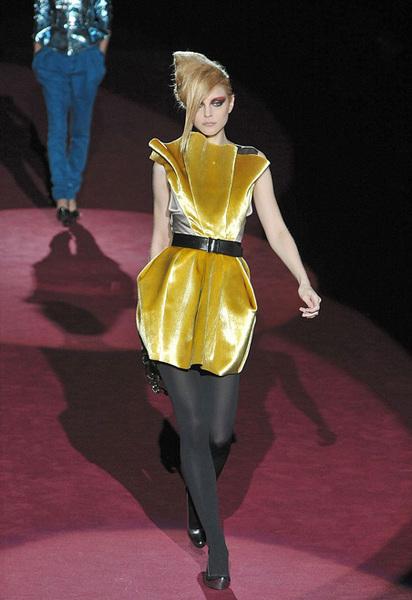 Фото №4 - Показ Marc Jacobs шокировал Неделю Моды