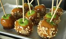 Свежие яблоки в карамели от Регины Бурд