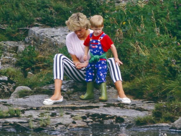 Фото №3 - Сын своей матери: 5 черт принцессы Дианы, которые унаследовал Гарри
