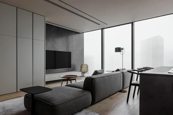 Фото №2 - Апартаменты в аренду со стеклянной спальней