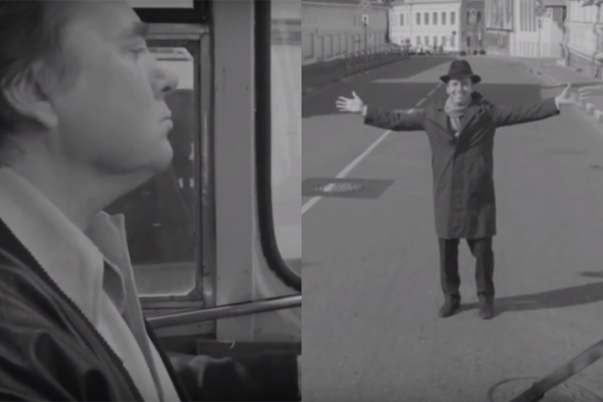 Фото №1 - Берегись автомобиля: Эрнст стал водителем троллейбуса