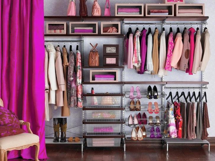 Фото №10 - Полный порядок: идеи для гардеробной мечты