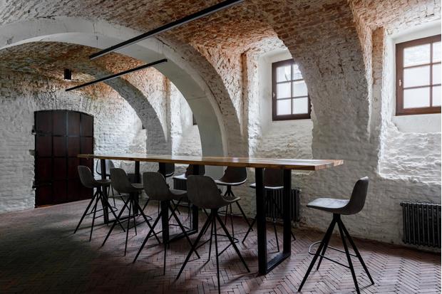 Фото №17 - Офис юридической фирмы в особняке XIX века в Москве