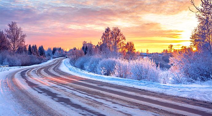 Как полюбить зиму вопреки всему и насладиться последним ее месяцем