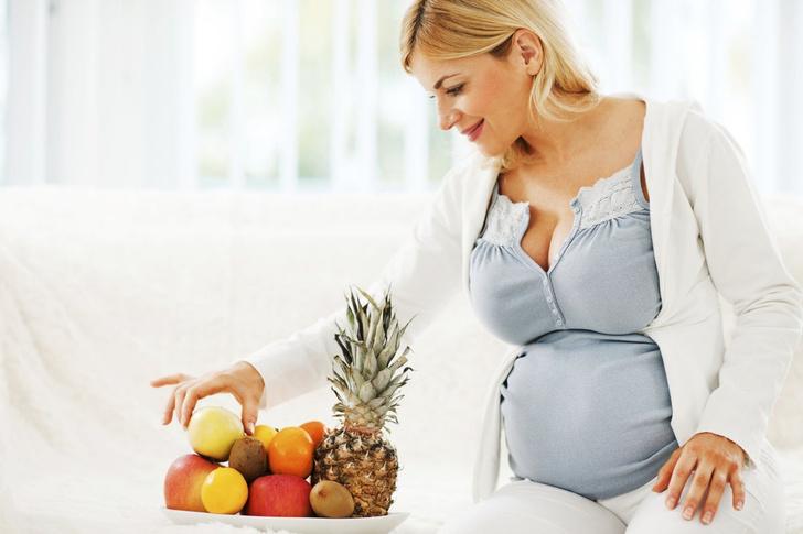 какие витамины и микроэлементы нужны беременным