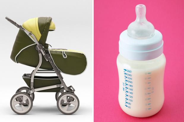 Фото №6 - Приданое малыша: полный ликбез! Что нужно купить к рождению ребенка