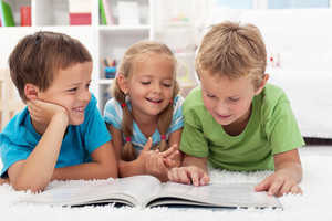 Фото №3 - Что и как читать ребенку от 0 до 5?