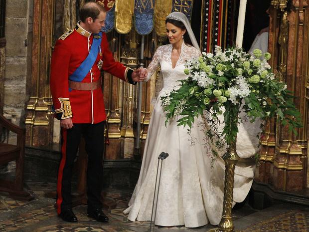 Фото №3 - Самый важный момент свадьбы Кейт и Уильяма, который никто не увидел