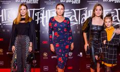 Наталья Подольская, Эвелина Бледанс и Олег Газманов станцевали страстное танго