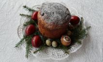 Бабушкины рецепты: пасхальный пирог