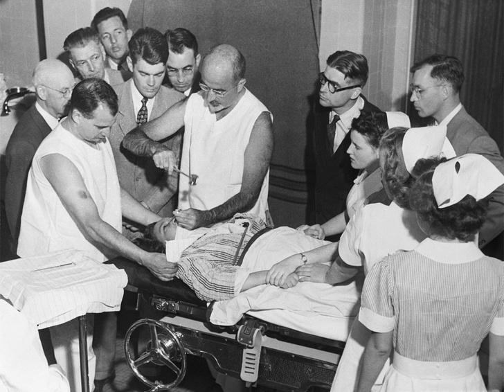 Фото №4 - 6 самых жутких врачей в истории