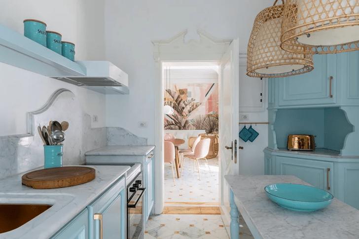Фото №5 - Квартира в пастельных тонах в Тоскане