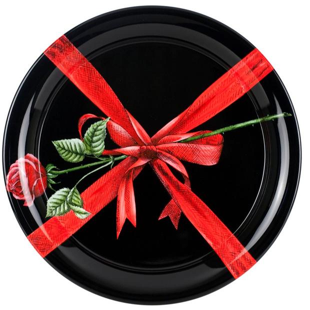 Эмблема любви: розы в интерьере (фото 1)