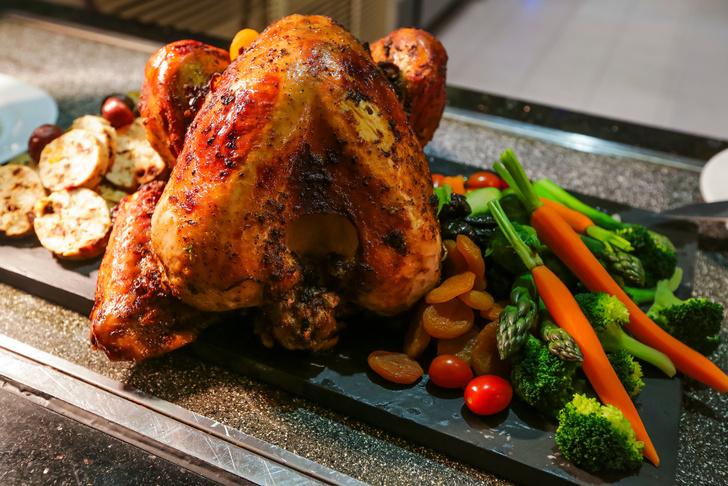 Фото №1 - Эксперты рассказали, в какой курице есть антибиотики