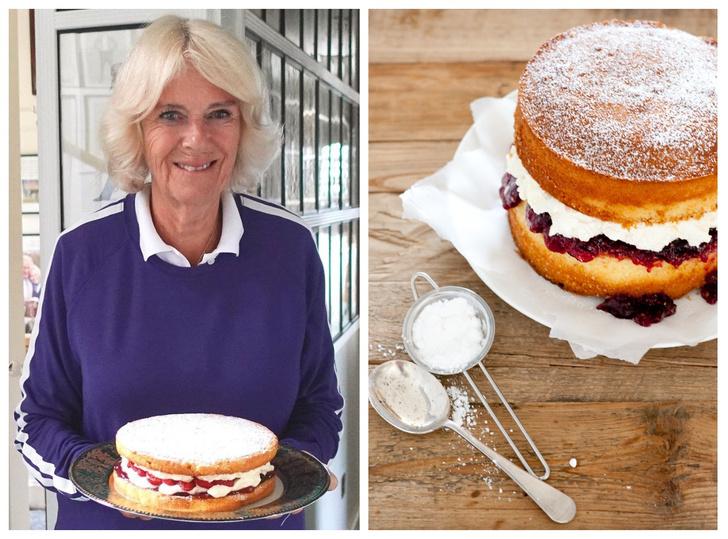Фото №1 - Викторианский торт: как готовить любимый десерт герцогини Камиллы