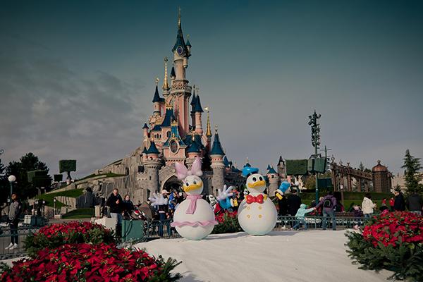 Фото №2 - Победители нашего юбилейного конкурса отправились в Disneyland Париж