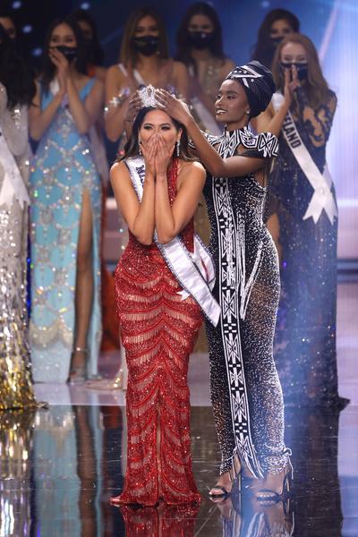 Фото №1 - Объявлена новая «Мисс Вселенная»