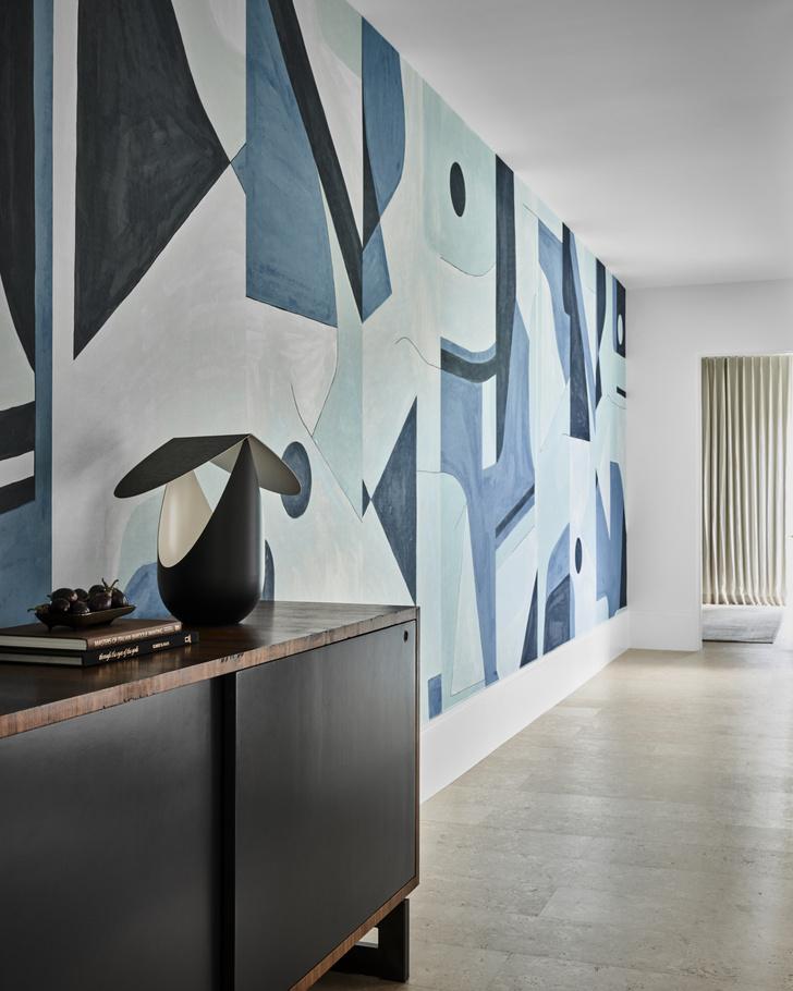 Фото №8 - Современный дом в синих тонах в Далласе