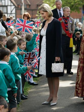 Фото №19 - Самые милые и трогательные фото беременных принцесс и герцогинь