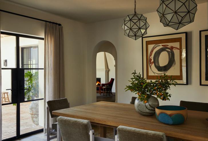 Фото №9 - Дом в испанском стиле в Лос-Анджелесе