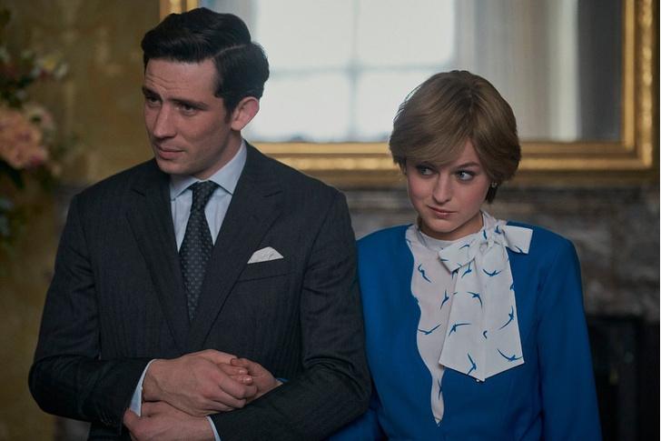 Фото №1 - СМИ: Королевская семья захейтила четвертый сезон «Короны»