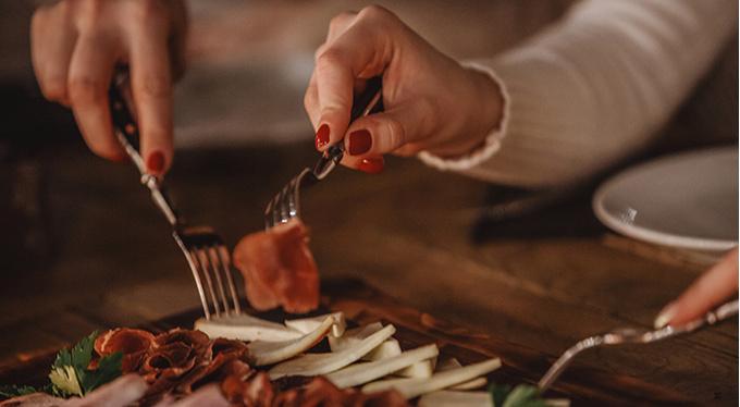 Какая польза в изысканной еде?