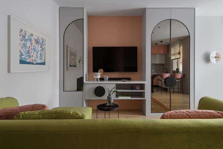 Фото №2 - Маленькая квартира в Подмосковье