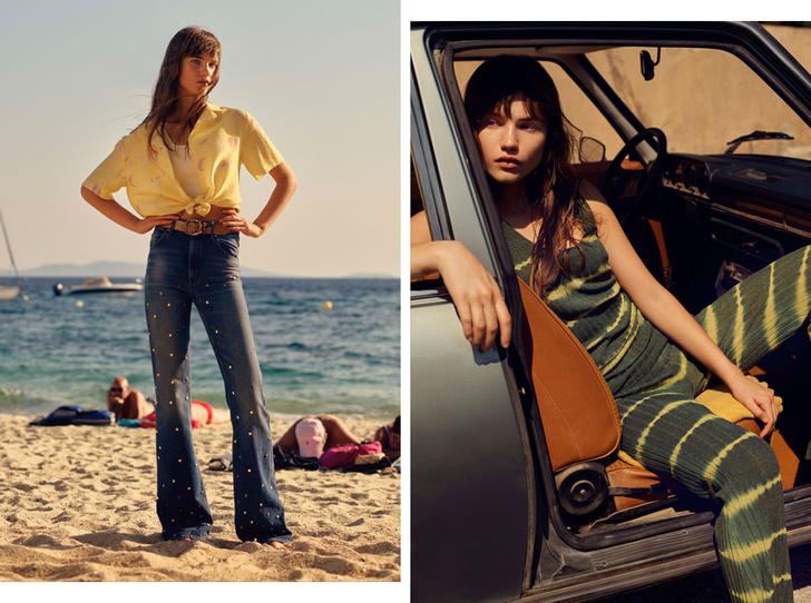 Фото №1 - Весна в стиле бохо: 20 модных вещей из новой коллекции Sandro
