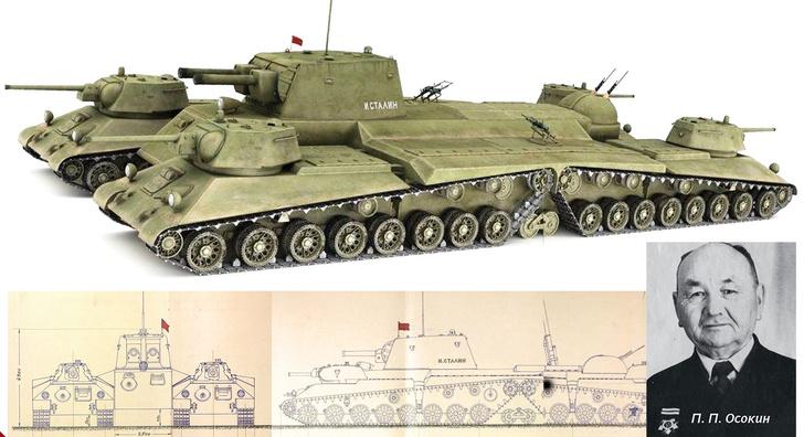 Фото №5 - Самые уродливые танки, созданные за всю историю вооружений. Часть II