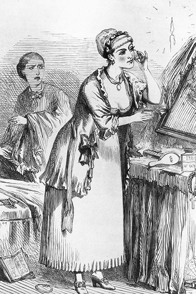 Фото №6 - Секреты красоты XVIII и XIX веков, которые нас удивляют