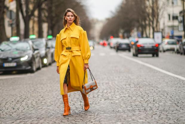 Модные пальто 2021: основные тенденции: фото, где купить